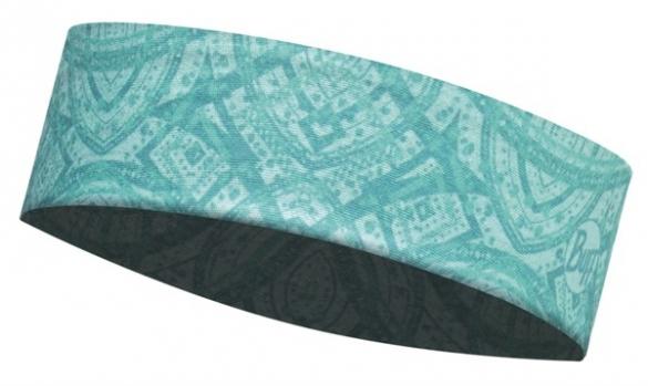 BUFF Headband slim mash turquoise  113655789