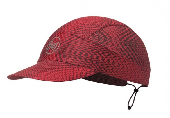 BUFF Pack run cap buff R-jam red