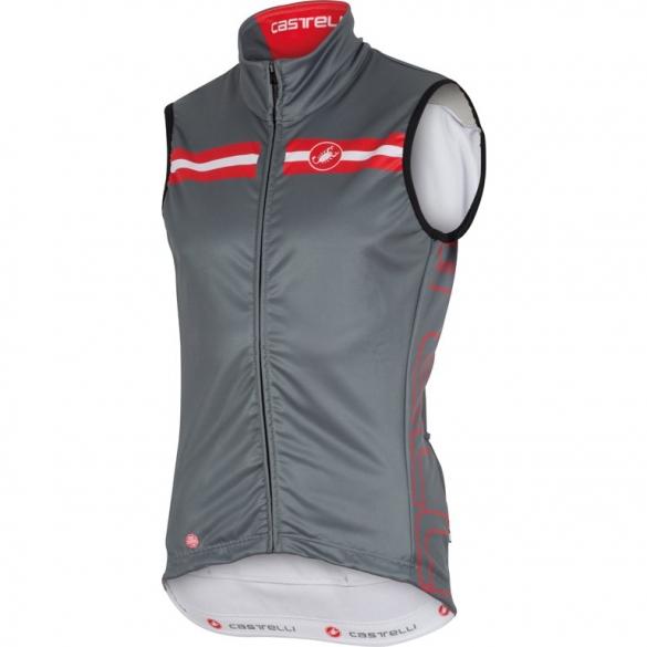 Castelli Free 3 vest turbulence/red mens 15524-005  CA15524-005