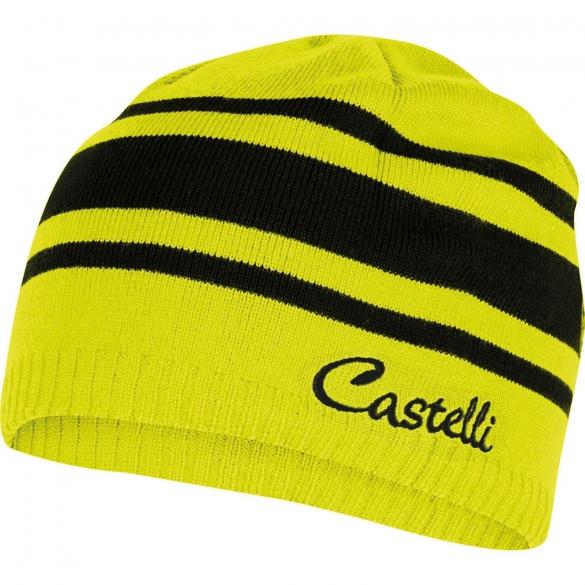 Castelli Campiglio knit cap sulphur women 15570-015  CA15570-015