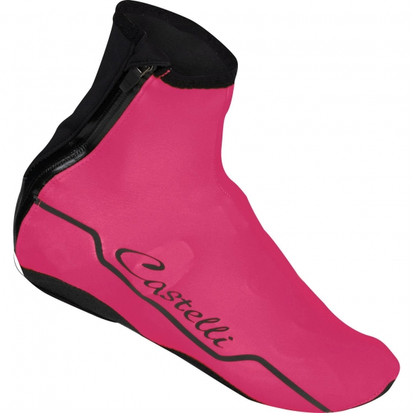 Castelli Troppo overshoes raspberry women 15571-011  CA15571-011