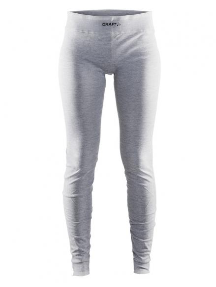 Craft Active Comfort pants baselayer gray women  1903715-1950