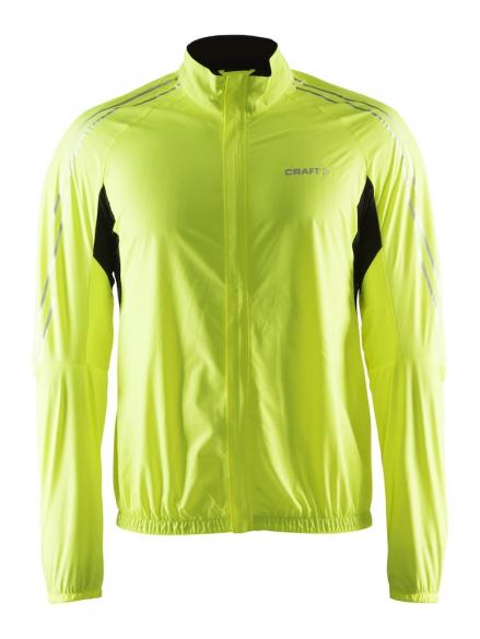 Castelli SQUADRA Vest Lightweight Windproof Cycling Wind//Rain Vest YELLOW FLUO