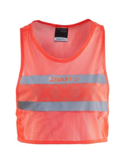 63334366 Craft Brilliant 2.0 running visibility vest shock women online? Find ...