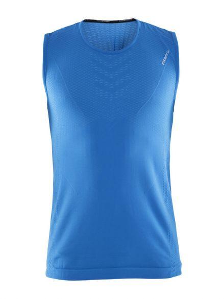 8d8364b1a2c90 Craft Cool Intensity sheeveless baselayer blue men online  Order ...