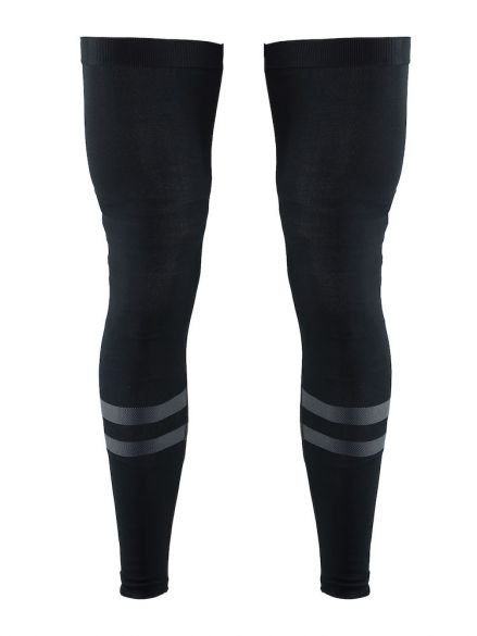 Craft Seamless Leg warmers 2.0 black unisex  1904944-9999