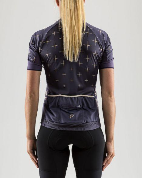 60dc02e58 Craft Belle glow cycling jersey purple women online  Order Find it ...