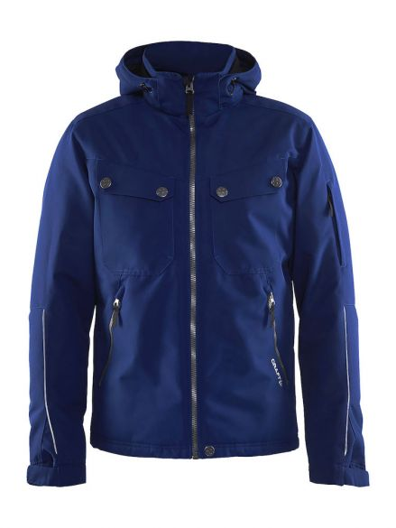 Craft Utility winter jacket blue men  1905070-392000