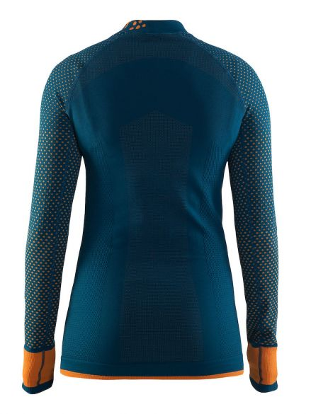 b8fccb381 Craft warm intensity 2.0 CN long sleeve baselayer blue women 1905347-370563