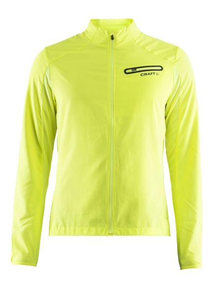 Craft Breakaway running jacket yellow men online  Order Find it at ... a25ce3661