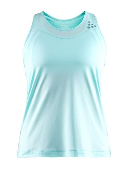 Craft Shade sleeveless running shirt blue women  1905855-619610