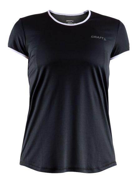 Craft Eaze short sleeve running shirt black women  1905877-999900