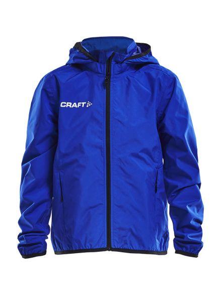 Craft Rain training jacket blue/cobolt junior  1905997-1346-VRR