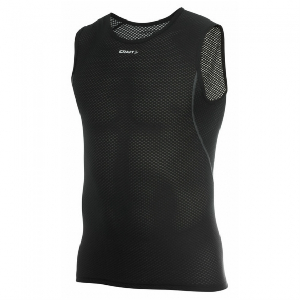 2165db44faaff Craft Stay Cool Mesh Superlight sleeveless shirt black men 194378-1999