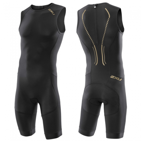2XU Elite X Short Course trisuit men 2015 MT3272d  MT3272d