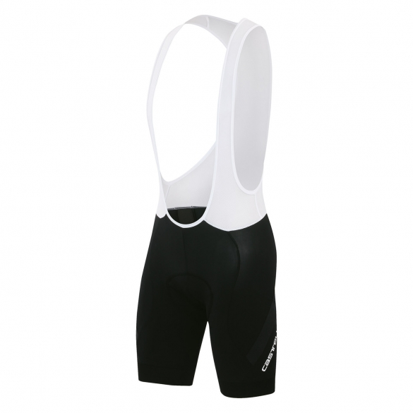Castelli Endurance X2 bibshort black/white men 14005-010  14005-010