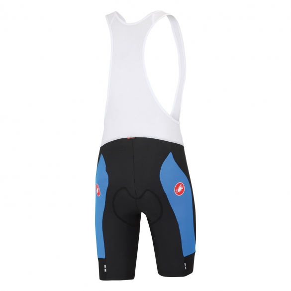 Castelli Evoluzione bibshort black/blue men 14008-591  CA14008-591