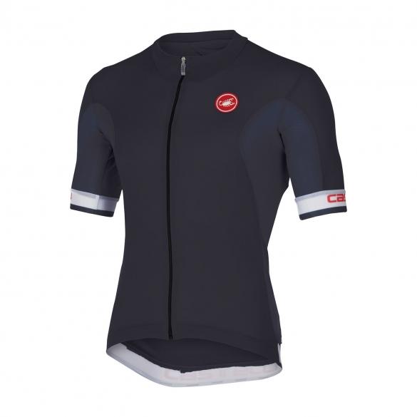Castelli Volata jersey antracite/white men 14014-009  CA14014-009