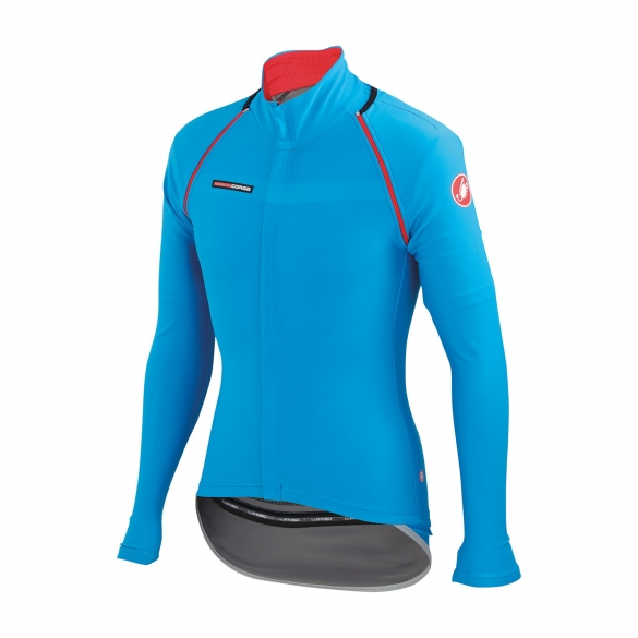 Castelli Gabba 2 convertible jacket blue mens 14512-059  CA14512-059