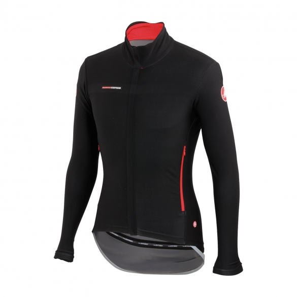 Castelli Gabba 2 long sleeve jacket black mens 14513-010  CA14513-010
