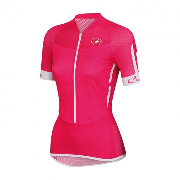 Castelli Climber's W jersey raspberry women 15050-011  CA15050-011