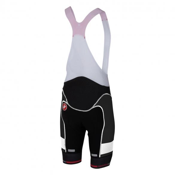 Castelli Free aero race bibshort kit version black/white men 16002-101  CA16002-101