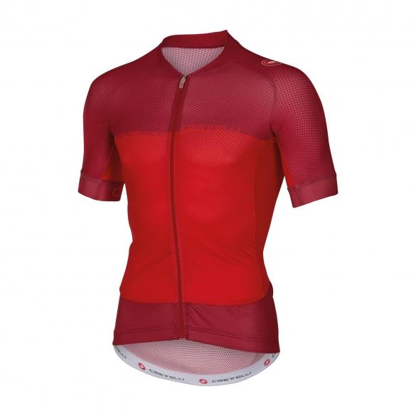 Castelli Aero race 5.1 jersey red men 16007-023  CA16007-023