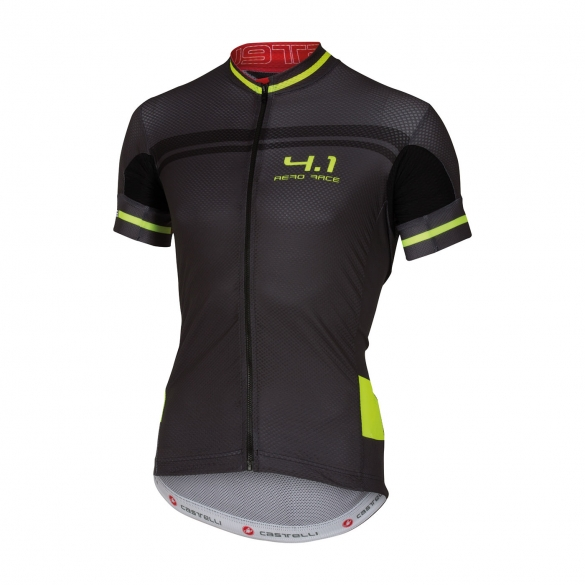 Castelli Free ar 4.1 jersey anthracite men 16008-009  CA16008-009