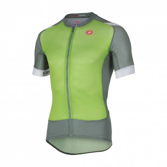 Castelli Climber's 2.0 jersey green men 16009-038  CA16009-038
