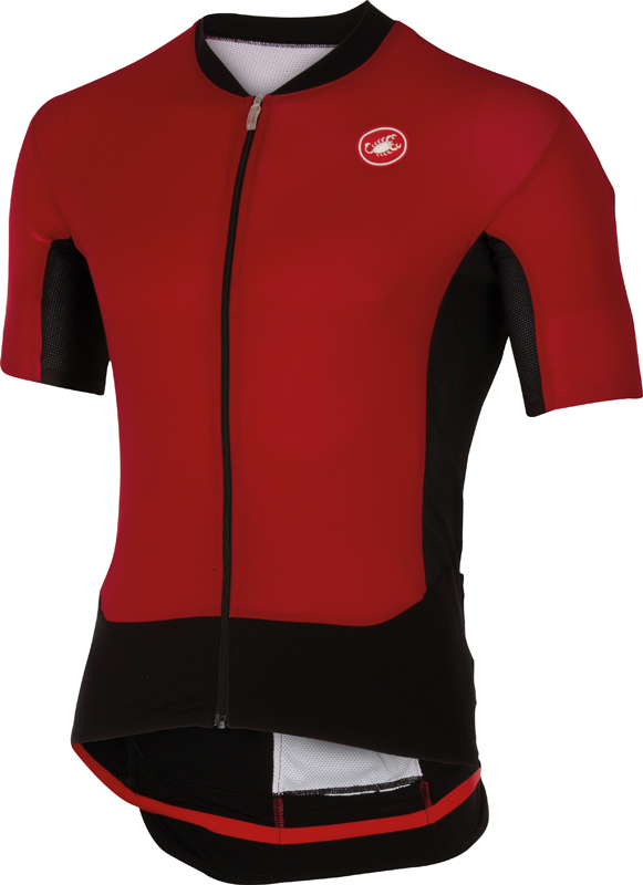 Castelli Rs superleggera jersey red men 16010-017  16010-017