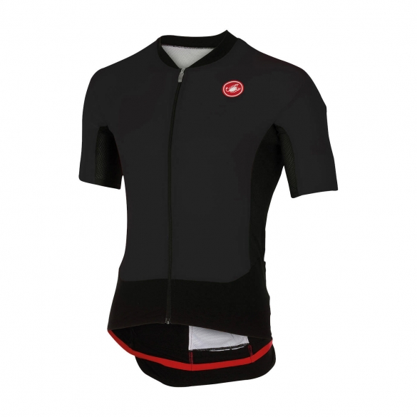 Castelli Rs superleggera jersey black men 16010-010  CA16010-010