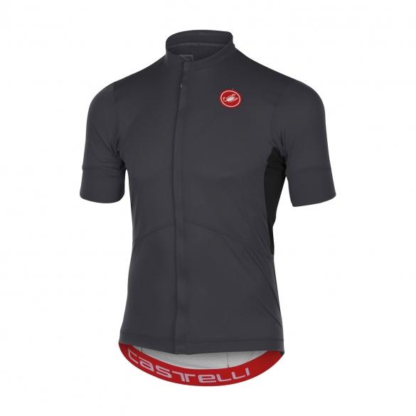 Castelli Imprevisto nano jersey anthracite men 16011-009  CA16011-009