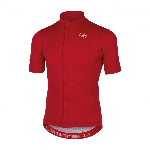 Castelli Imprevisto nano jersey red men 16011-023  CA16011-023