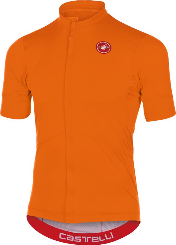 Castelli Imprevisto nano jersey orange men online  Order Find it at ... 7a1929b55