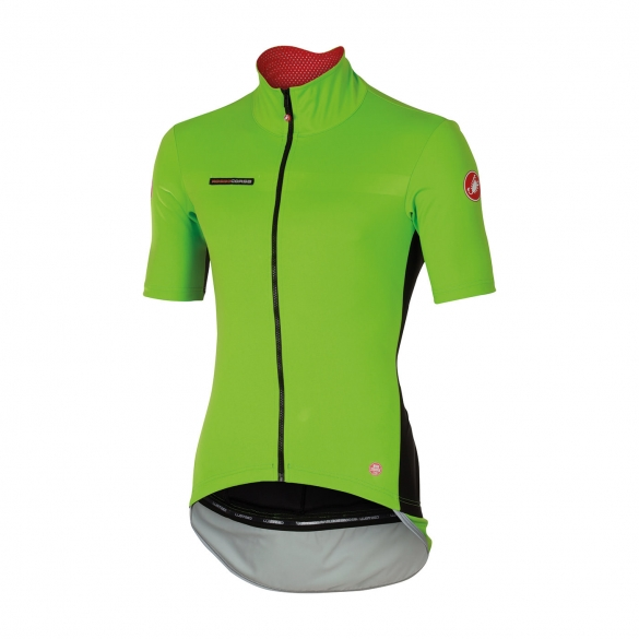 Castelli Perfetto light short sleeve jersey green men 16045-038  CA16045-038
