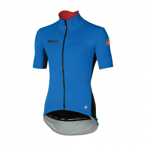 Castelli Perfetto light short sleeve jersey blue men 16045-059  CA16045-059