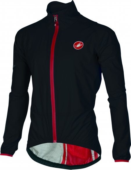 Castelli Riparo rain jacket black men 16050-010  CA16050-010