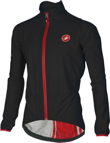 Castelli Riparo rain jacket black men 16050-010  16050-010