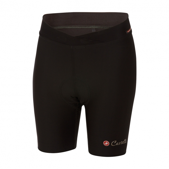 Castelli Mondiale W short black women 16052-010  CA16052-010