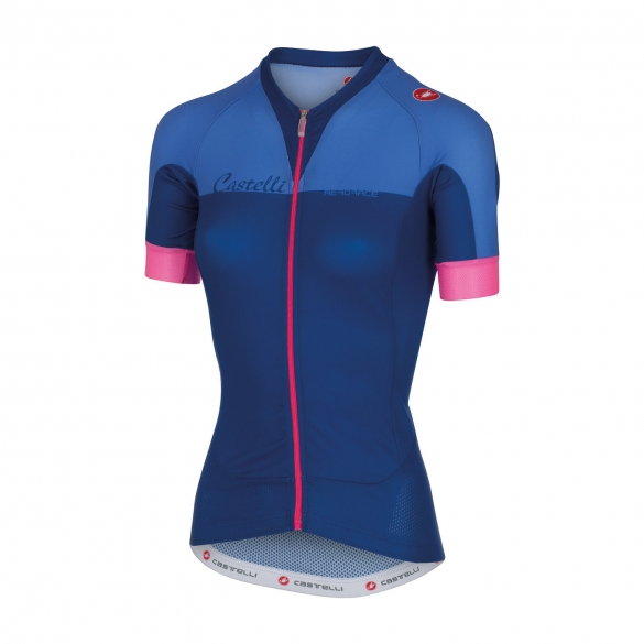 Castelli Aero race W jersey rivera blue women 16053-057  CA16053-057