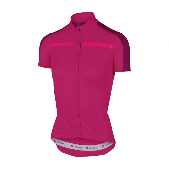 Castelli Ispirata jersey raspberry women 16054-011  CA16054-011