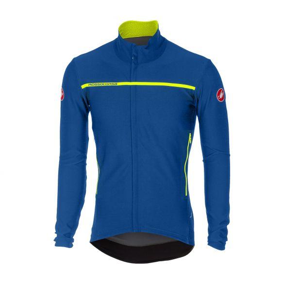 45ac24965 Castelli Perfetto long sleeve jacket ceramic blue men online  Order ...