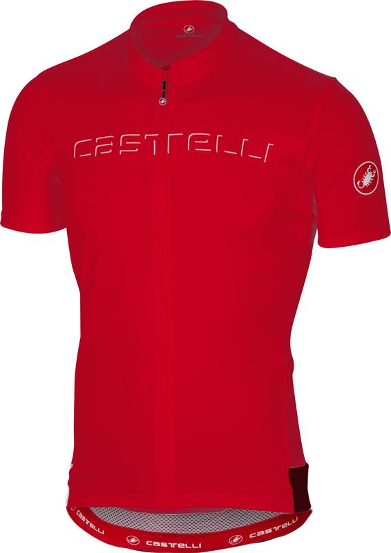 152a9d495 Castelli Prologo V jersey short sleeve red men online  Order Find it ...