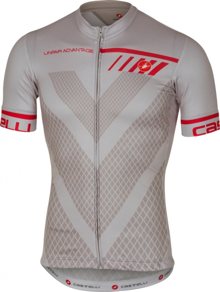 Castelli Velocissimo jersey short sleeve grey men online  Order Find ... 435381e9d