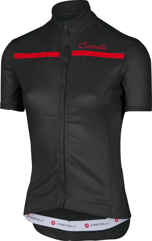 Castelli Imprevisto W jersey black red women online  Order Find it ... b96fe73f1