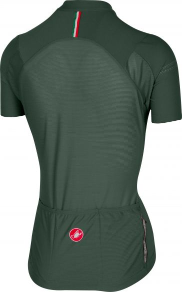 Castelli Promessa 2 jersey forest gray women online  Order Find it ... c001b7f90