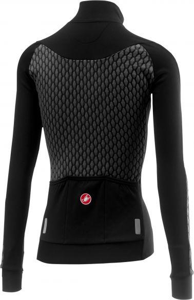 Castelli Sfida W long sleeve jersey anthracite black women online ... d92de0716