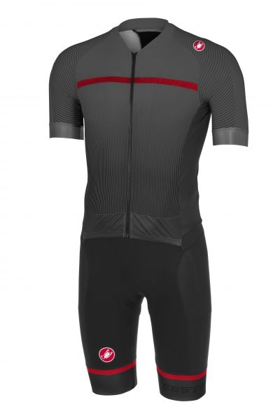 5249efa4d Castelli Sanremo 3.2 speedsuit short sleeve black men online  Order ...