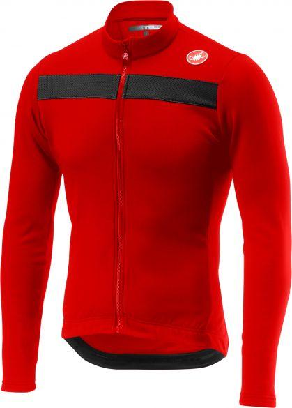 5b1d38fe2 Castelli Puro 3 jersey red men online  Order Find it at triathlon ...