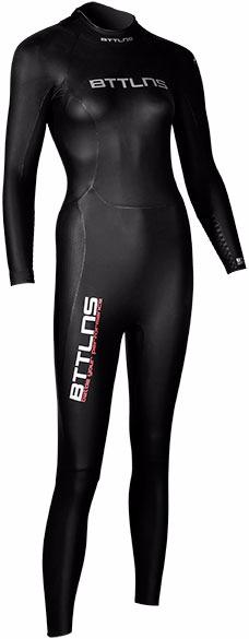 BTTLNS Goddess wetsuit Shield 1.0  0117002-023